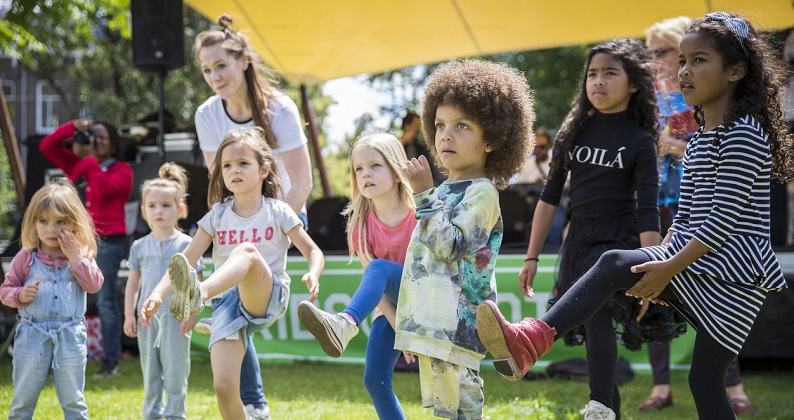 Exploring How Play Streets Impact Children's Physical Activity